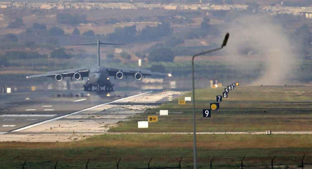 ABD'nin Suriye saldırısında İncirlik Üssü kullanıldı mı?